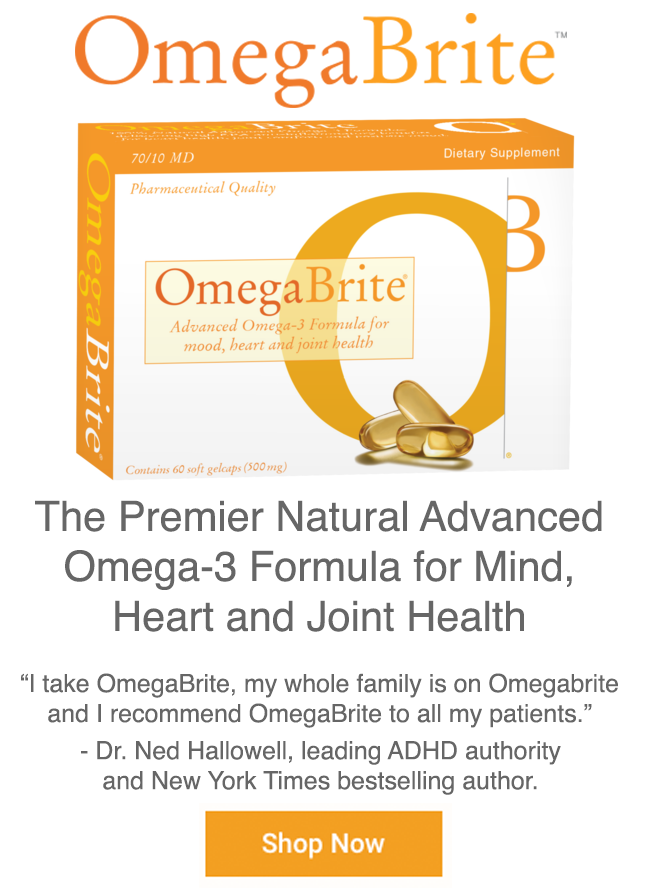 omega-3 fish oils from Omegabrite