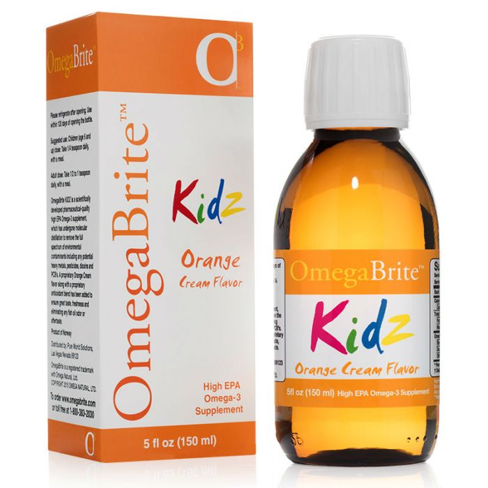Omega-3 For Kids, Omega-3 for children