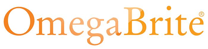 OmegaBrite.com Retina Logo