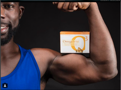 Omega 3 for muscle recovery
