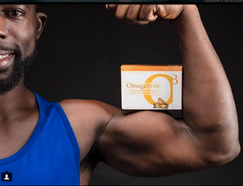 Omega 3 for Muscle Building and Recovery